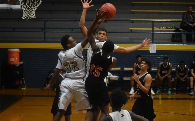 Cougars sweep Wallace-RoseHill